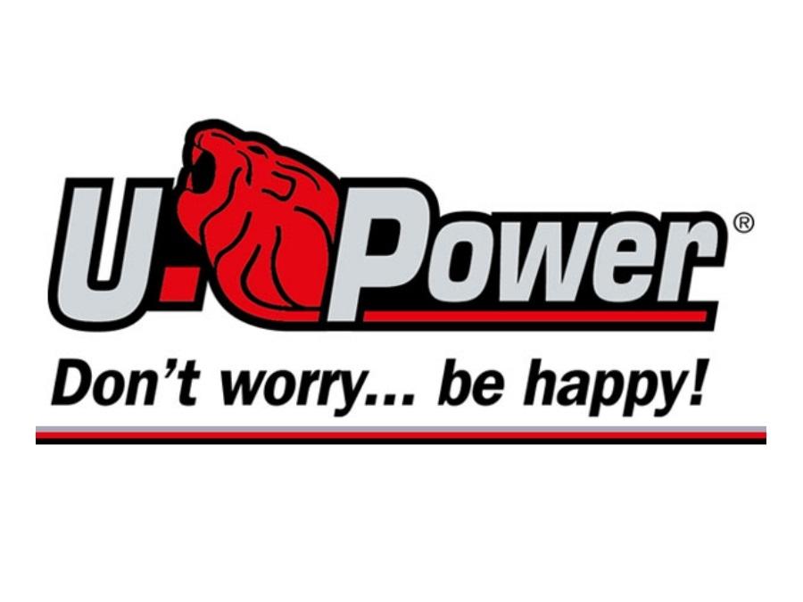 U power logo