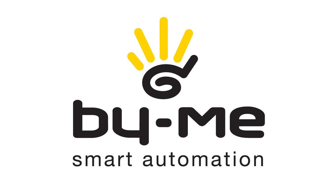 by me logo