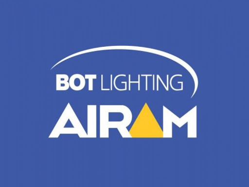 Airam Bot Lighting logo